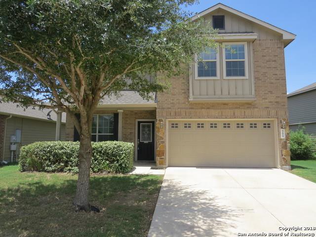 209 Town Creek Way, Cibolo, TX 78108 (MLS #1398182) :: The Gradiz Group