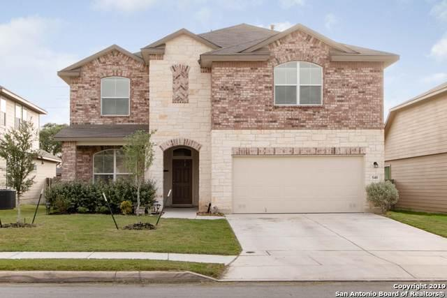 540 Pearl Chase, Cibolo, TX 78108 (MLS #1398197) :: Tom White Group
