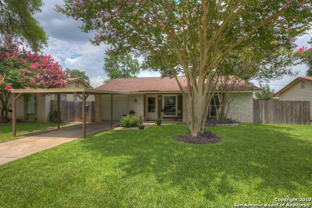 1412 Chestnut Dr, Schertz, TX 78154 (MLS #1398269) :: Exquisite Properties, LLC