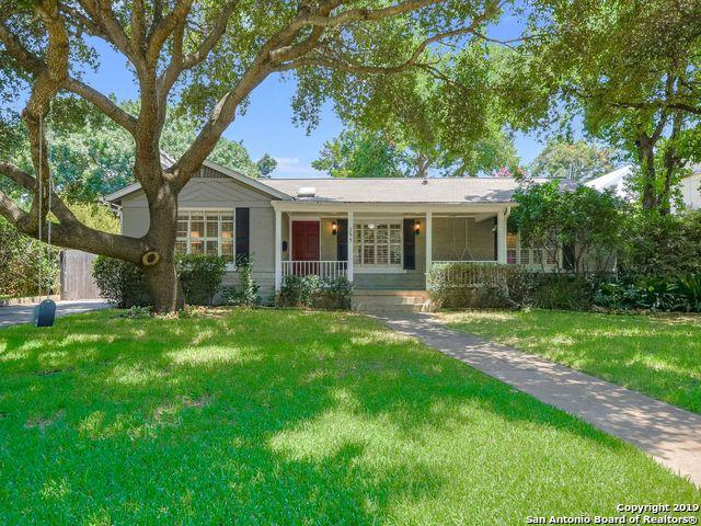 233 Calumet Pl, San Antonio, TX 78209 (MLS #1398343) :: Alexis Weigand Real Estate Group