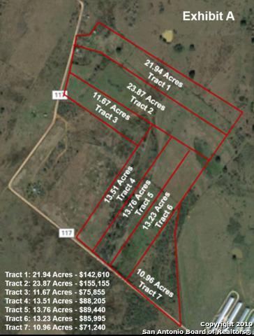 2498 County Road 117, Nixon, TX 78140 (MLS #1398355) :: The Gradiz Group