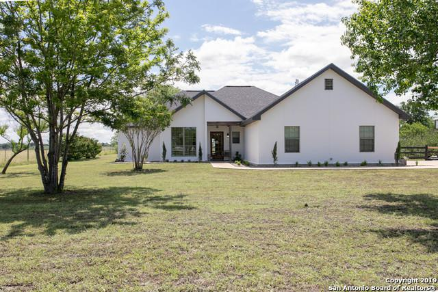 105 Tracks Trail, Center Point, TX 78010 (MLS #1398356) :: The Gradiz Group