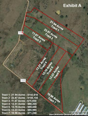 2498 County Road 117, Nixon, TX 78140 (MLS #1398384) :: Glover Homes & Land Group