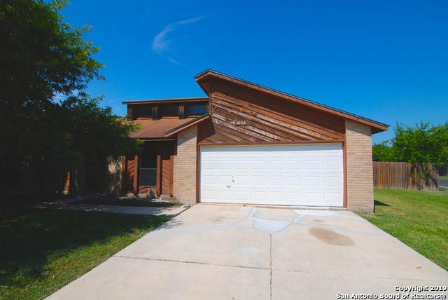 4503 Lakeway Dr, San Antonio, TX 78244 (MLS #1398480) :: The Mullen Group | RE/MAX Access