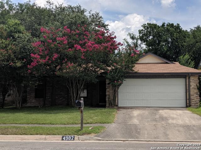 4902 Cherry Tree Dr, Schertz, TX 78108 (MLS #1398556) :: The Gradiz Group
