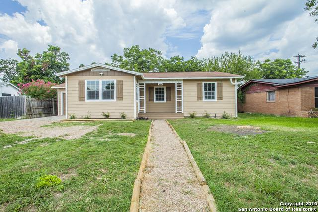2707 W Mistletoe Ave, San Antonio, TX 78228 (MLS #1398578) :: Exquisite Properties, LLC