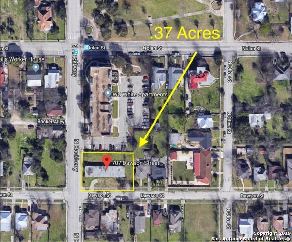 707 Dawson St, San Antonio, TX 78202 (MLS #1398606) :: The Mullen Group   RE/MAX Access