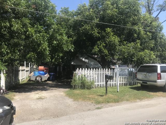 2510 Amity Rd, San Antonio, TX 78210 (MLS #1398680) :: Alexis Weigand Real Estate Group
