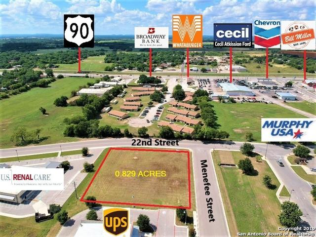 000 S Menefee, Hondo, TX 78861 (MLS #1398694) :: The Mullen Group | RE/MAX Access