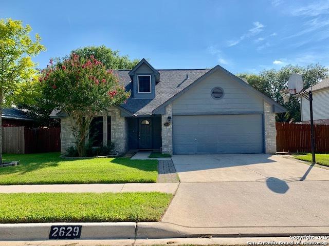 2629 Poplar Grove Ln, Schertz, TX 78154 (MLS #1398718) :: BHGRE HomeCity