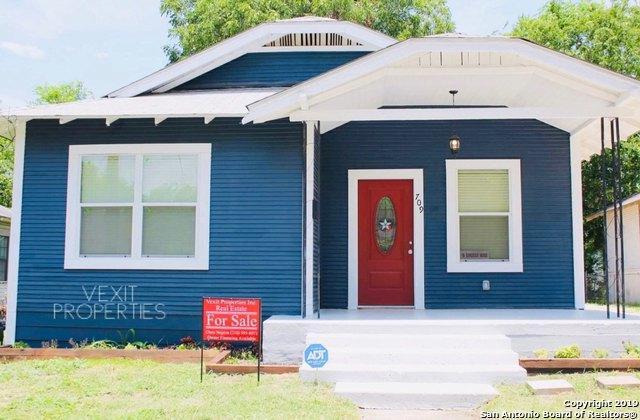 709 Cuney Way, San Antonio, TX 78201 (MLS #1398742) :: Reyes Signature Properties