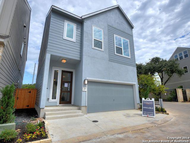 7914 Roanoke Run Residence #29, San Antonio, TX 78240 (MLS #1398806) :: The Gradiz Group