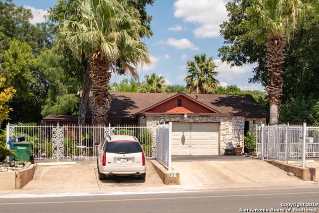 1116 Mission Rd, San Antonio, TX 78210 (MLS #1398831) :: The Gradiz Group