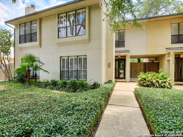 130 Montclair St, San Antonio, TX 78209 (MLS #1398832) :: The Gradiz Group