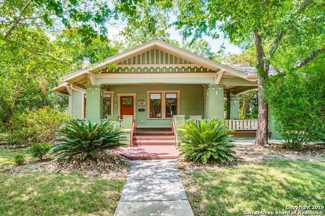 1109 W Craig Pl, San Antonio, TX 78201 (MLS #1398880) :: Vivid Realty