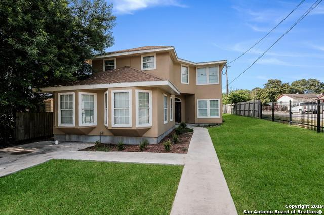 1402 Avant Ave, San Antonio, TX 78210 (MLS #1398888) :: Laura Yznaga | Hometeam of America