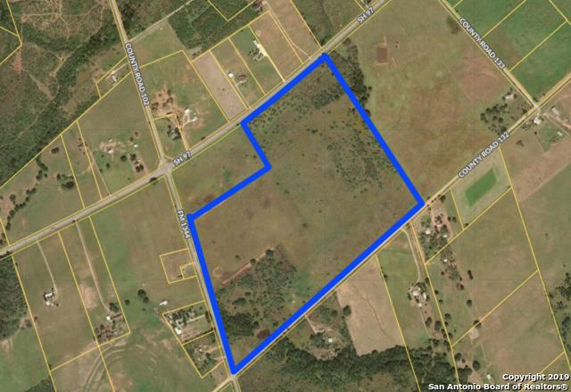 10.36 ACRE 2444 County Road 132, Floresville, TX 78114 (MLS #1398929) :: Glover Homes & Land Group