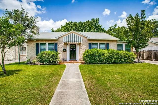223 Thorain Blvd, San Antonio, TX 78212 (MLS #1398948) :: Alexis Weigand Real Estate Group