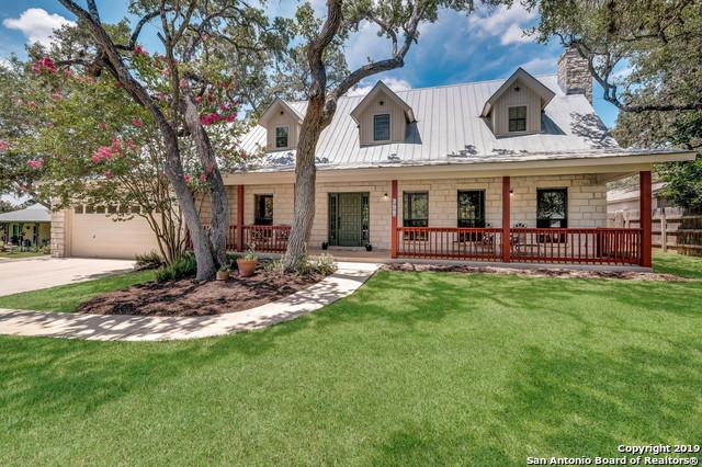 207 Ranger Dr, Boerne, TX 78006 (MLS #1399018) :: Berkshire Hathaway HomeServices Don Johnson, REALTORS®