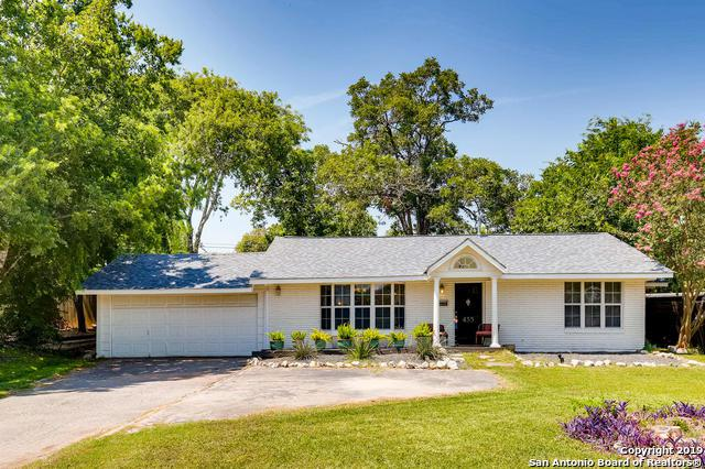 433 Rittiman Rd, San Antonio, TX 78209 (MLS #1399049) :: Alexis Weigand Real Estate Group