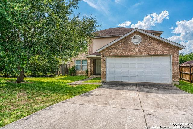 8015 Elk Glade, Converse, TX 78109 (MLS #1399103) :: BHGRE HomeCity