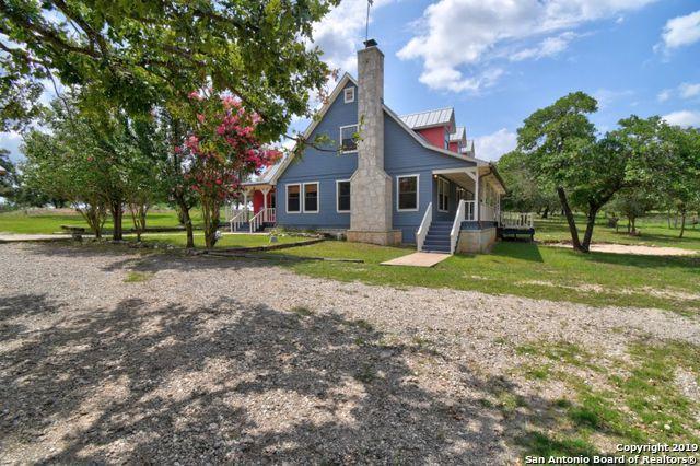 9075 Ranch Road 965, Fredericksburg, TX 78624 (MLS #1399118) :: Glover Homes & Land Group