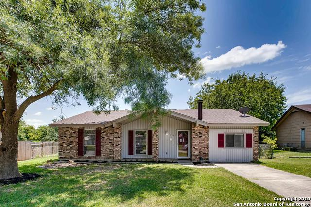 7702 Rainey Meadow Ln, Live Oak, TX 78233 (MLS #1399255) :: Alexis Weigand Real Estate Group