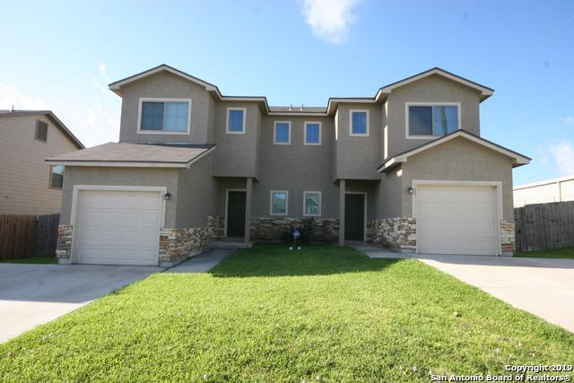 8702 Vista De Nubes, Converse, TX 78109 (MLS #1399290) :: Carter Fine Homes - Keller Williams Heritage