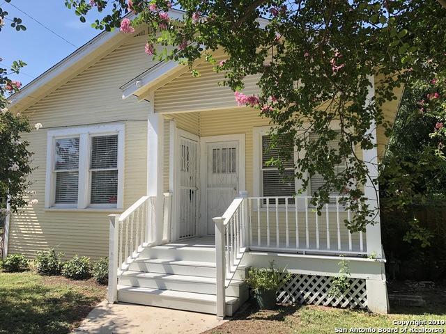 3043 W Houston St, San Antonio, TX 78207 (MLS #1399359) :: BHGRE HomeCity