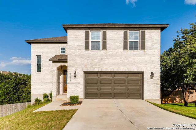 1622 Mountain Crest, San Antonio, TX 78258 (MLS #1399360) :: Tom White Group