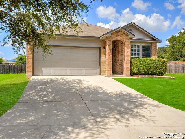 919 Rustic Light, San Antonio, TX 78260 (MLS #1399383) :: The Castillo Group