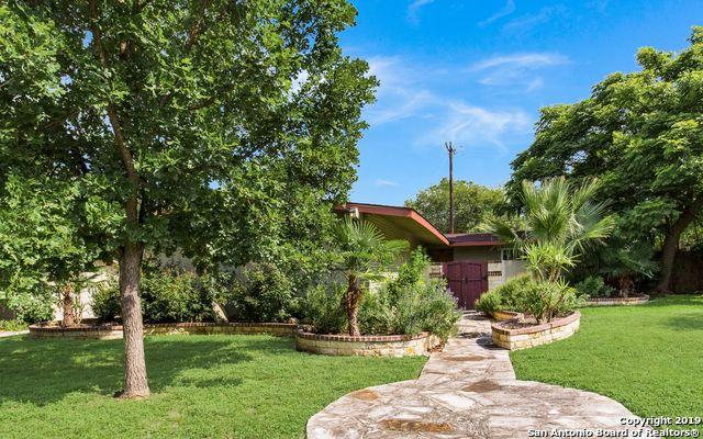 1818 Edgehill Dr, San Antonio, TX 78209 (MLS #1399435) :: Alexis Weigand Real Estate Group