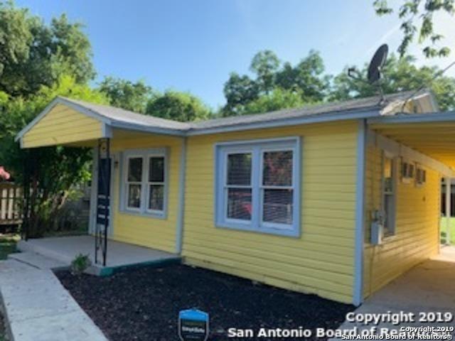 603 S San Horacio Ave, San Antonio, TX 78237 (MLS #1399510) :: Exquisite Properties, LLC