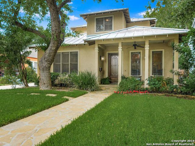 307 Normandy Ave, San Antonio, TX 78209 (MLS #1399594) :: Carter Fine Homes - Keller Williams Heritage