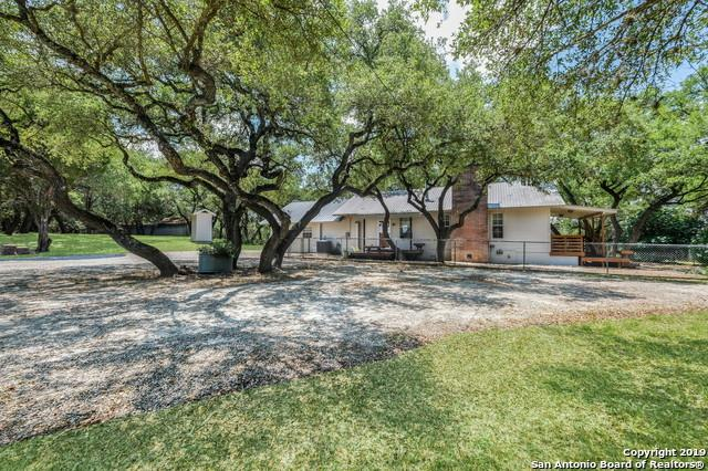 281,221 Jacobs Creek Park Rd, Canyon Lake, TX 78133 (MLS #1399625) :: The Castillo Group