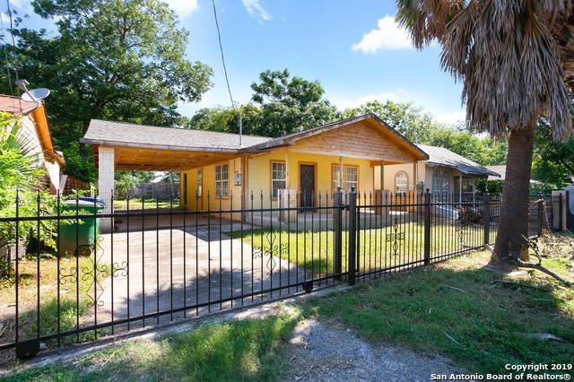 1117 N Center, San Antonio, TX 78202 (MLS #1399658) :: Reyes Signature Properties