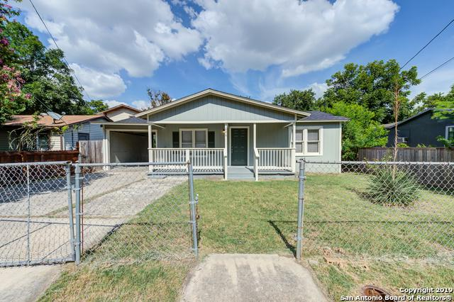 606 S San Ignacio Ave, San Antonio, TX 78237 (MLS #1399685) :: The Castillo Group