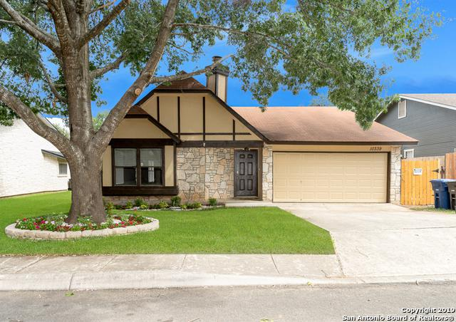 10339 Country Bluff, San Antonio, TX 78240 (MLS #1399712) :: River City Group