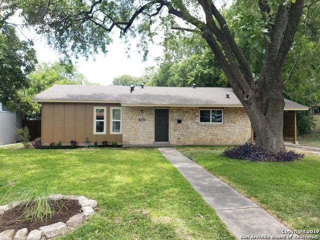 1826 Montview, San Antonio, TX 78213 (MLS #1399816) :: Vivid Realty