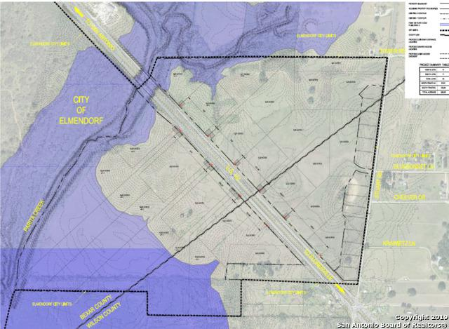 153 ACRES S Hwy 181 South, Elmendorf, TX 78223 (MLS #1399869) :: The Mullen Group | RE/MAX Access