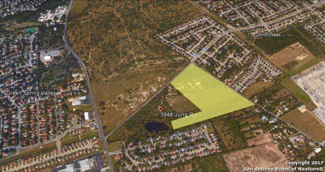 3948 Jung Rd, San Antonio, TX 78247 (MLS #1399894) :: Carter Fine Homes - Keller Williams Heritage