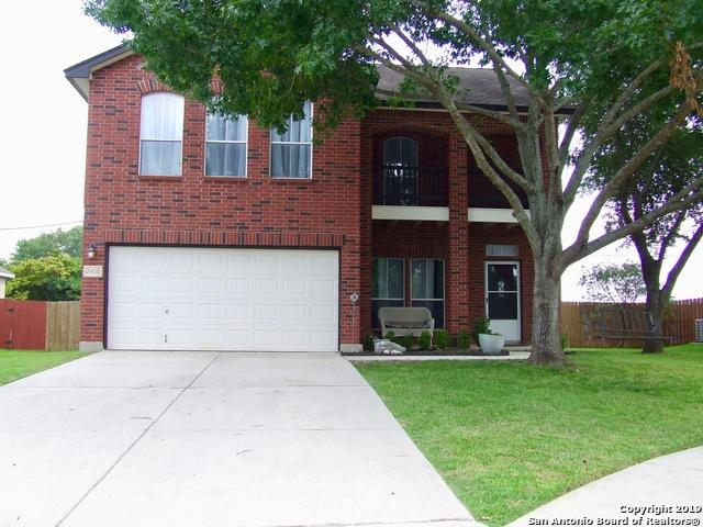 2406 Cadara Woods, San Antonio, TX 78259 (MLS #1399931) :: The Gradiz Group