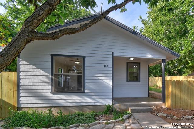 305 Shaw Ave, Fredericksburg, TX 78624 (MLS #1399972) :: Glover Homes & Land Group