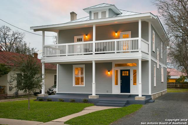 224 Carolina St, San Antonio, TX 78210 (MLS #1400003) :: Alexis Weigand Real Estate Group