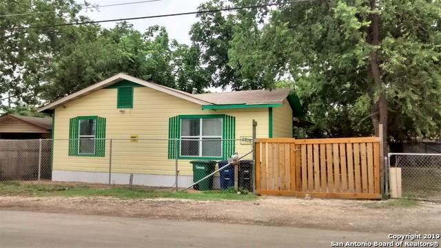2708 Colima St, San Antonio, TX 78207 (MLS #1400030) :: Alexis Weigand Real Estate Group