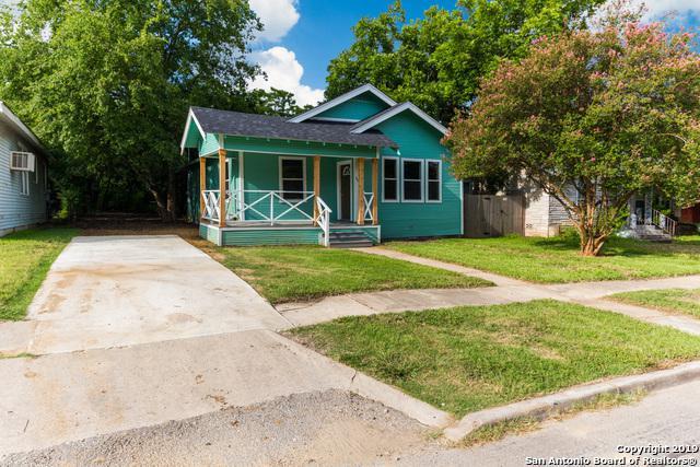 706 Avant Ave, San Antonio, TX 78210 (MLS #1400033) :: Alexis Weigand Real Estate Group