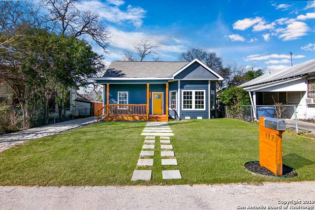 117 Spruce St, San Antonio, TX 78203 (MLS #1400054) :: Alexis Weigand Real Estate Group