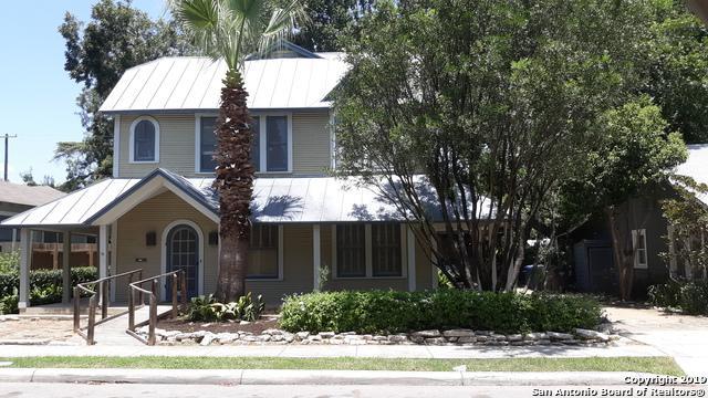 107 Magnolia Dr, San Antonio, TX 78212 (MLS #1400085) :: BHGRE HomeCity
