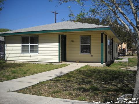 728 & 738 Elley St, Seguin, TX 78155 (MLS #1400102) :: BHGRE HomeCity