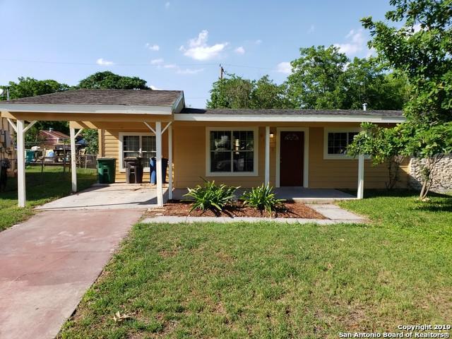 6119 Deer Valley Dr, San Antonio, TX 78242 (MLS #1400105) :: BHGRE HomeCity